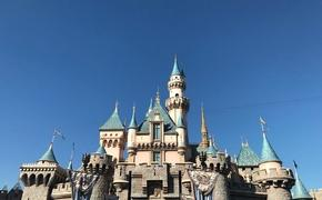 Sleeping Beauty Castle at Disneyland Park, Disney