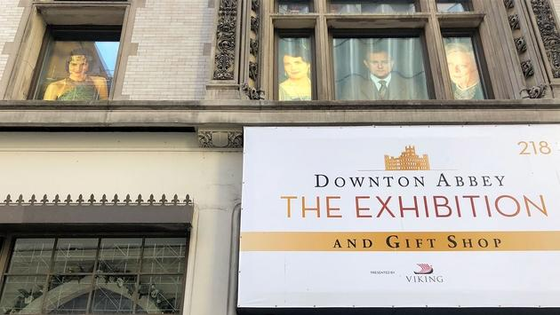 'Downton Abbey' The Exhibition presented by Viking Cruises
