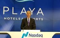 Bruce Wardinski, Playa CEO and Chairman