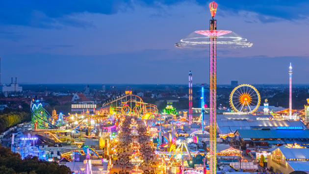 Oktoberfest is calling. Fly nonstop from US$ 499.99 RT!