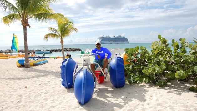 Dream Vacations franchise owner Ron Beverly Sr.