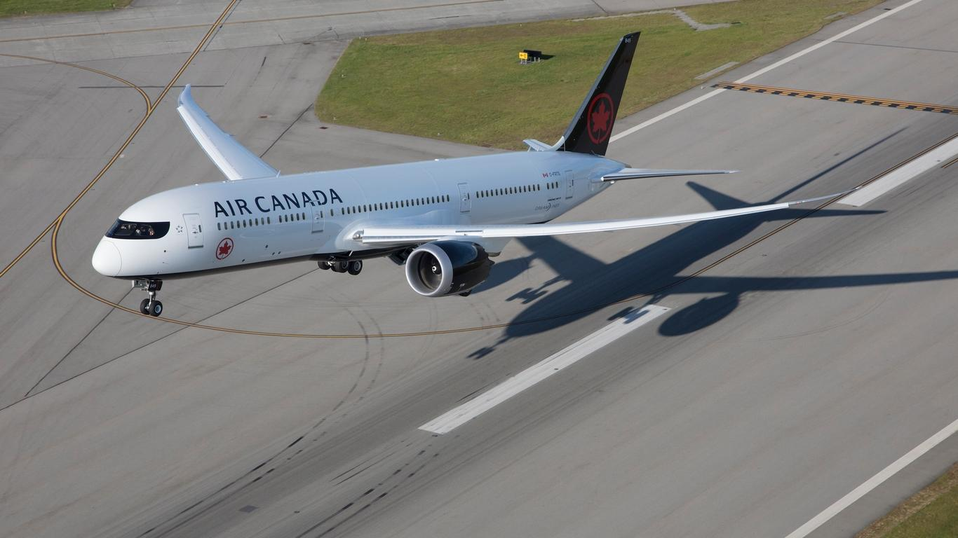 Take Advantage of Air Canada's Latest Offers