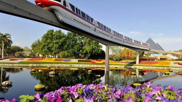 Epcot International Flower & Garden Festival at Walt Disney World Resort
