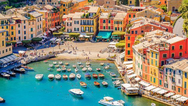 Our fastest growing italian cities travelpulse portofino italy altavistaventures Image collections