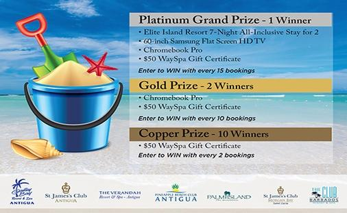 """Fill Your Bucket"" and Earn Great Prizes"
