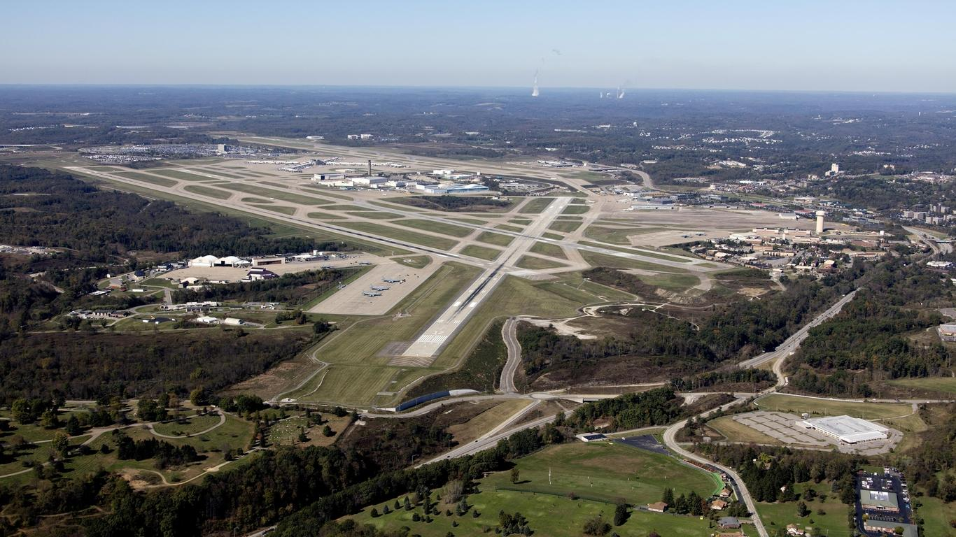Pittsburgh Airport Eyes New $1.1 Billion Terminal