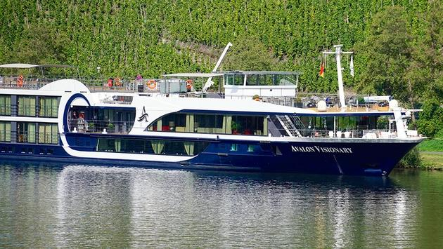 Avalon Waterways' Avalon Visionary