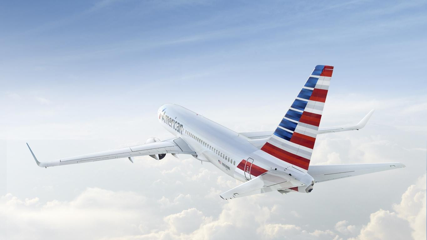 American Adds A321 To LAX Boston Route