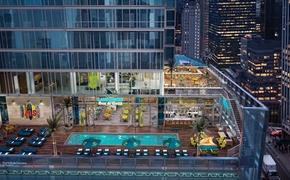 Margaritaville in New York City