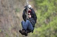 A zipline excursion can get the heart pumping.