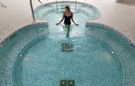 Hydrotherapy at Kohler