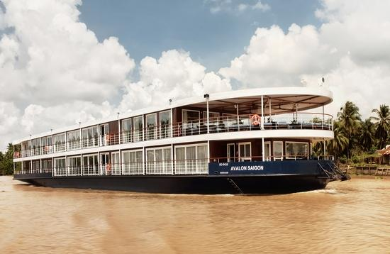 Avalon Saigon, Avalon Waterways