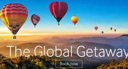 The Global Getaway: Hotels up to 45% OFF