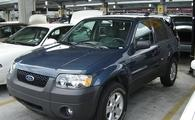 Rental car SUV