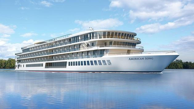 American Cruise Lines Begins Building Second Modern Riverboat