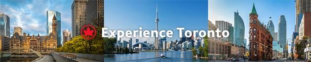 Experience Toronto with a stopover