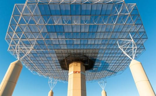 Dallas Fort Worth Airport, energy plaza