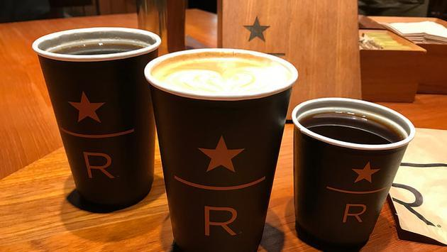 Starbucks Reserve Roastery, coffee