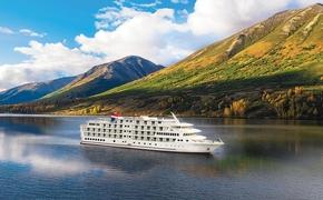 American Cruise Lines' American Constellation in the Pacific Northwest