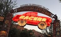 Radiator Springs Racers, Disney California Adventure