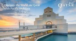 Qatar and more with Pacific Holidays!