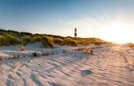Lighthouse List East, Sylt, Germany