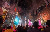 New Year's Eve in New York City