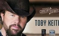 Spend July 4th with Toby Keith