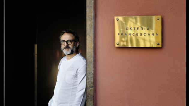 Three-Michelin Star Chef, Massimo Bottura, Palace Resorts