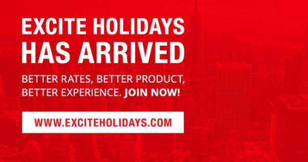 Get to know Excite Holidays!