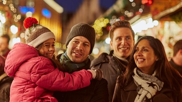 Parents Say They Would Cancel Christmas to Travel