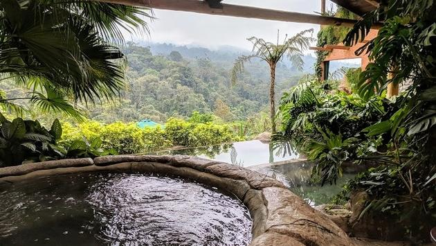 Peace Lodge in La Paz Waterfall Gardens