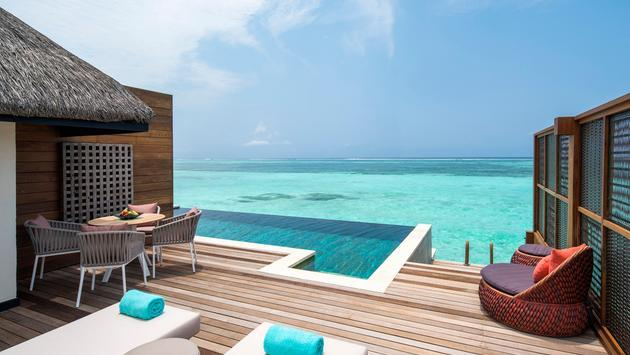 Four Seasons Resort Maldives at Kuda Huraa - Family Water Villa