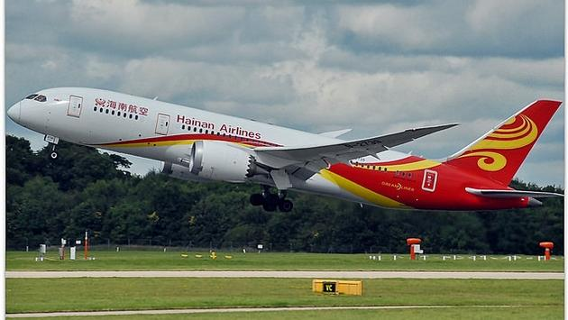 Hainan Airlines, plane, carrier