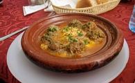 Kefta, a traditional beef dish in Morocco