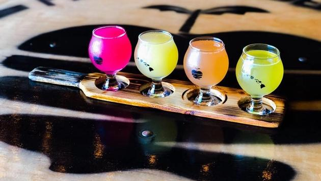 Paradise Ciders in Oahu