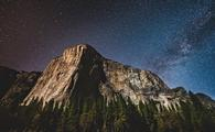 El Capitan in Yosemite National Park.