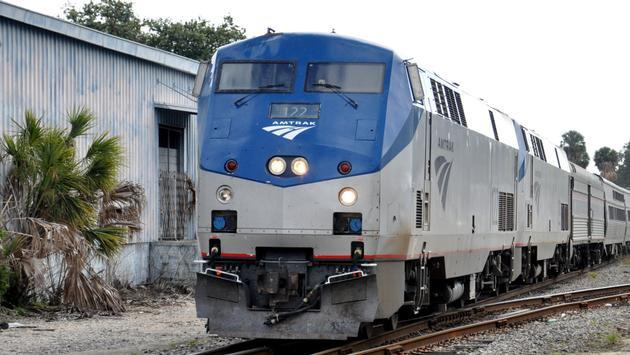 Amtrak's Silver Star service from New York to Miami.
