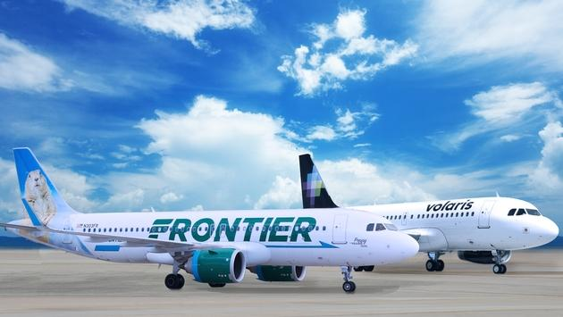 Frontier and Volaris Aircraft