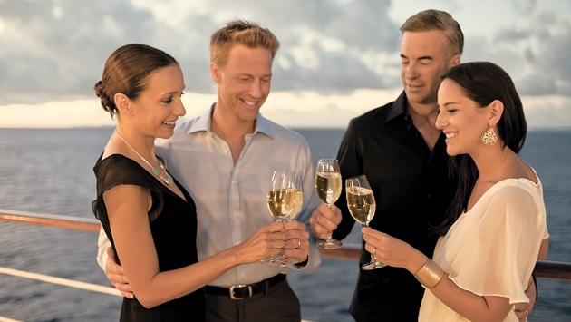 Paul Gauguin Wine Cruise