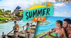 20% + 5 USD OFF in package Xcaret+