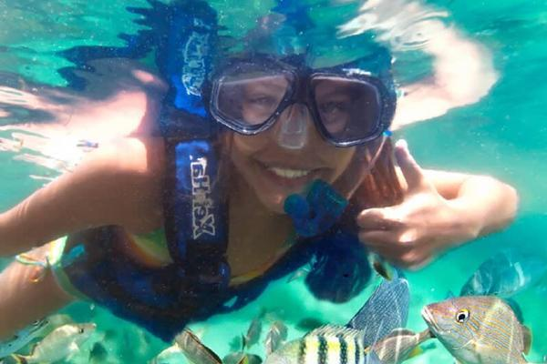 Take a Visit to Mexico's Snorkeling Paradise
