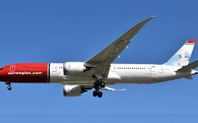 Norwegian Air 787-9 Dreamliner