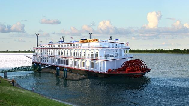 American Queen Steamboat Company S 2019 Brochure Travelpulse