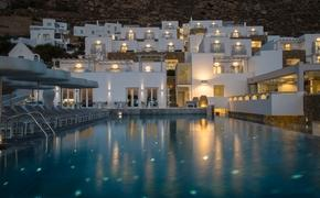 Mykonos Riviera Hotel, Small Luxury Hotels of the World