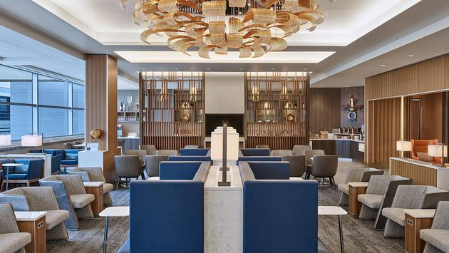 Five Amazing Features of the New Phoenix Delta Sky Club