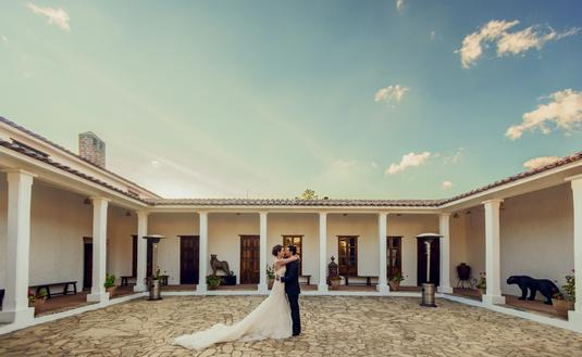 Wedding in Mexico, San Cristoabl de las casas