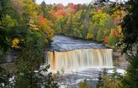 Michigan's Tahquamenon Falls