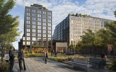 Rendering of the Thompson DC