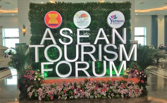 2019's Association of Southeast Asian Nations, the Asian Tourism Forum, in Vietnam